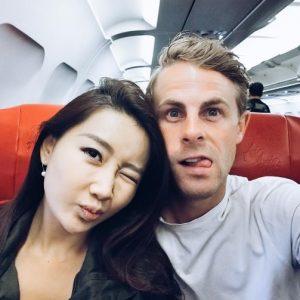 Michelle Lee Dan Pasangan