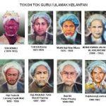 Nama Dan Gambar Tokoh Ulama Kelantan