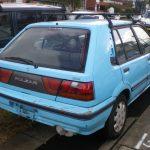 Nissan Pulsar N13 Hatchback Belakan