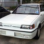 Nissan Pulsar N13 Sedan