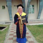 Siti Hajjar Memiliki Kelulusan Kejuruteraan Elektronik UTHM