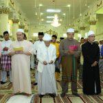 Sultan Muhammad V Dalam Majlis Maulidur Rasul