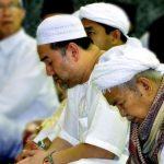 Sultan Muhammad V Di Majlis Agama