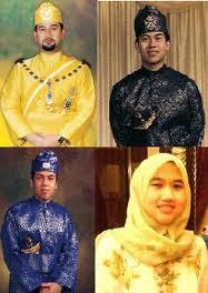 Adik Beradik Sultan Kelantan