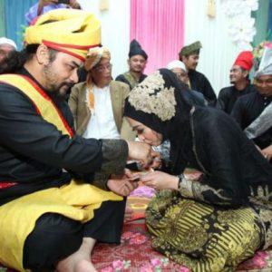 Awie Sharifah Ladyana Kahwin