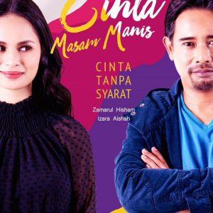 Cover Drama Cinta Masam Manis 1