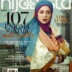 Cover Majalah Hijabista Vivy Yusof