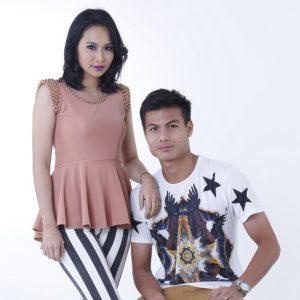 Dayana Roza Dan Muslim Ahmad Pemain Harimau Malaysia