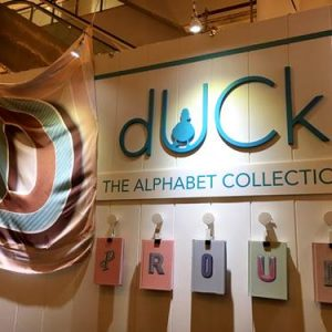 Duck Alphabet Collection