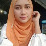Gambar Ayu Zara Zya Bertudung