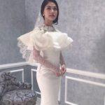 Gambar Baju Pengantin Anzalna Nasir