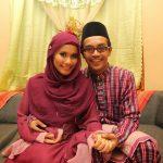 Gambar Ezad Lazim Dengan Isteri