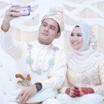 Gambar Kahwin Hafidz Roshdi Dan Nurul Shuhada