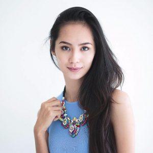 Gambar Pelakon Model Eleena Sui Yang Cantik