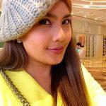 Gambar Penampilan Pelakon Adeline Tsen