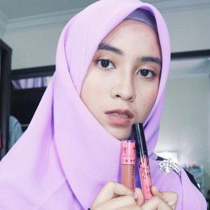 Gambar Penyanyi Youtube Syada Amzah