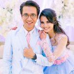 Gambar Perkahwinan Ezzaty Abdullah Dan Suami Azwan Kombos