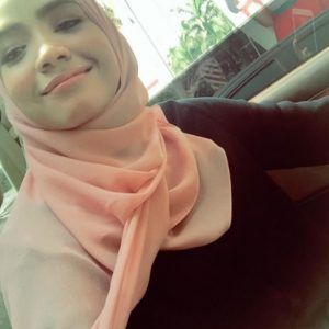 Gambar Selfie Ummi Nazeera