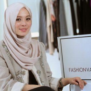 Gambar Vivy Sofinas Yusof Pengasas Fashionvalet Dan Duck