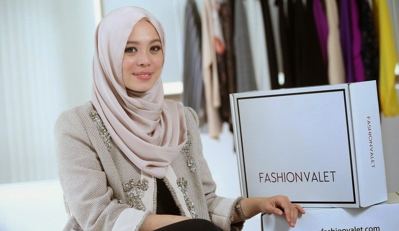 Image result for tudung duck vivy yusof