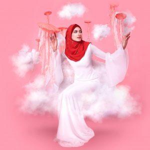 Iklan Model Tudung Sugarscaft