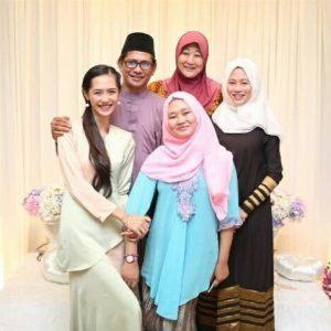 Keluarga Eleena Sui