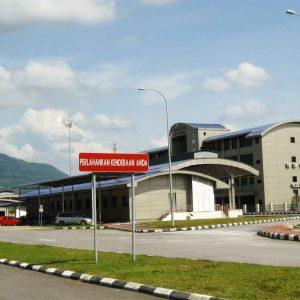 Kompleks Icqs Bukit Bunga Dan Ban Buketa Bridge