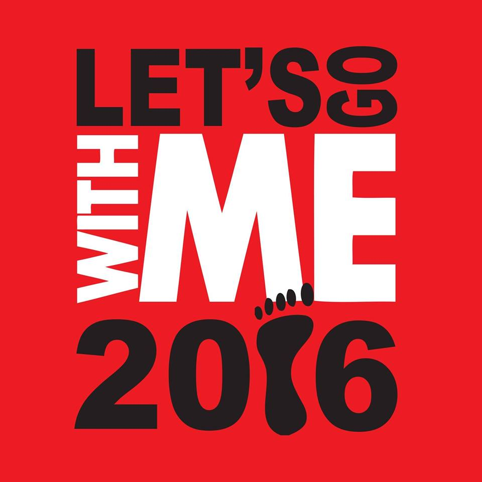 Lets Go With Me 2016 Logo