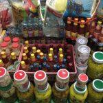 Makanan Dan Jeruk Bukit Bunga Jeli