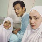 Nadia Brain Memakai Telekung Solat Dalam Drama Akulah Balqis