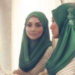 Naelofar Hijab Digayakan Oleh Neelofa Pelakon Pengacara