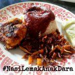 Nasi Lemak Anak Dara Shah Alam