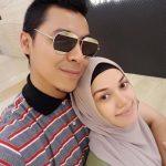 Pasangan Suami Isteri Shamsul Yusof Dan Puteri Sarah Liyana