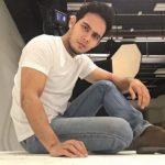 Pelakon Baru Tampan Hafidz Roshdi