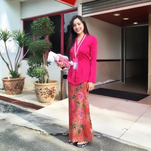 Pelakon Cantik Nazeera Sardi Jiwa Lara Tasbih Cinta Qhasidah