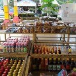 produk hasil laut di kedai keropok kuala setiu