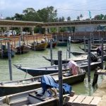Sampan Nelayan Tradisi Zon A