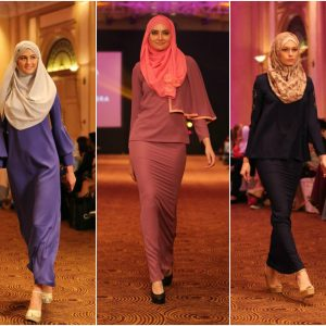 Sugarscaft Collection fesyen model