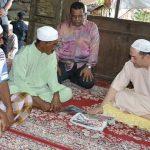 Sultan Kelantan Bersila