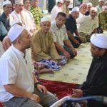 Sultan Kelantan Dalam Masjid