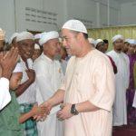 Sultan Kelantan Melawat Gua Musang