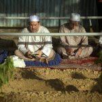 Sultan Kelantan Melawat Pusara Al Marhum Tok Guru Nik Aziz