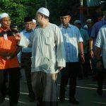 Sultan Kelantan Melawat Pusara Tok Guru