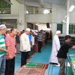 Sultan Kelantan Solat Asar