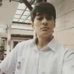 Wajah Budak Sekolah Lakonan Fadlan Hazim