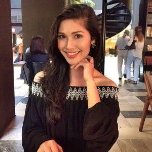 Wajah Cantik Adik Anzalna Nasir