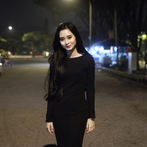Wajah Cun Intan Najuwa Pelakon Drama Hantu Punya Bos