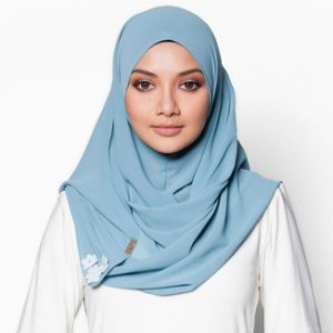 Wajah Pengasas Naelofa Hijab