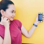 Wajah Selfie Iklan Azira Shafinaz