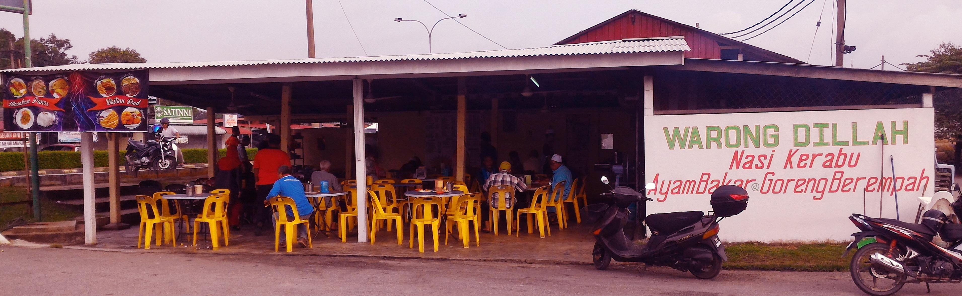 Warong Dillah Chendering Terengganu Cover